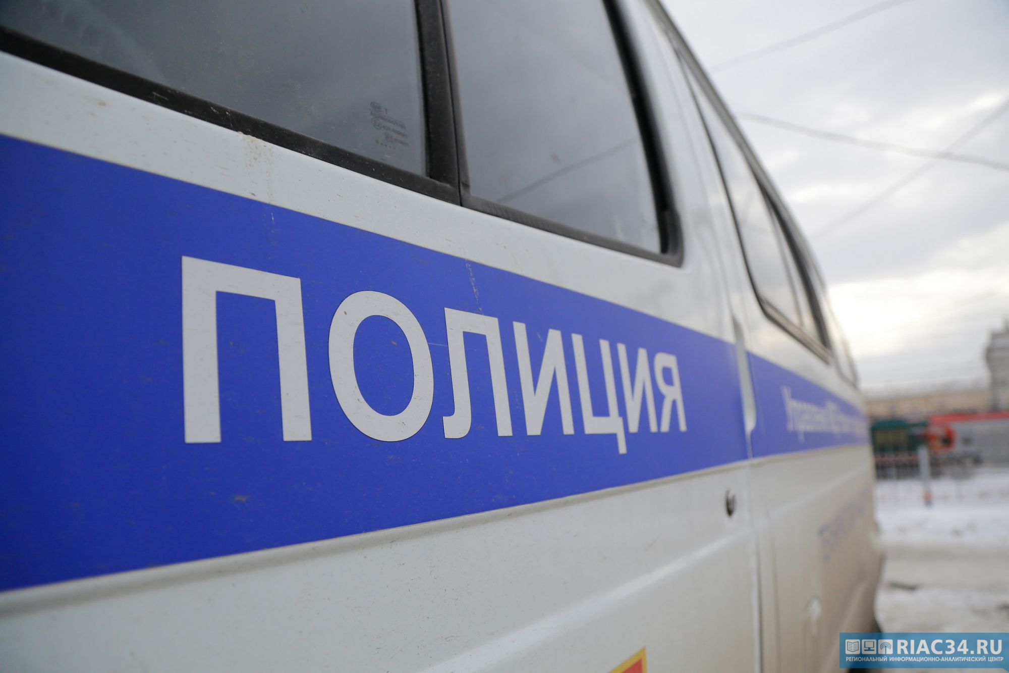 ВВолгограде столкнулись маршрутка иавтобус: пострадала пассажирка