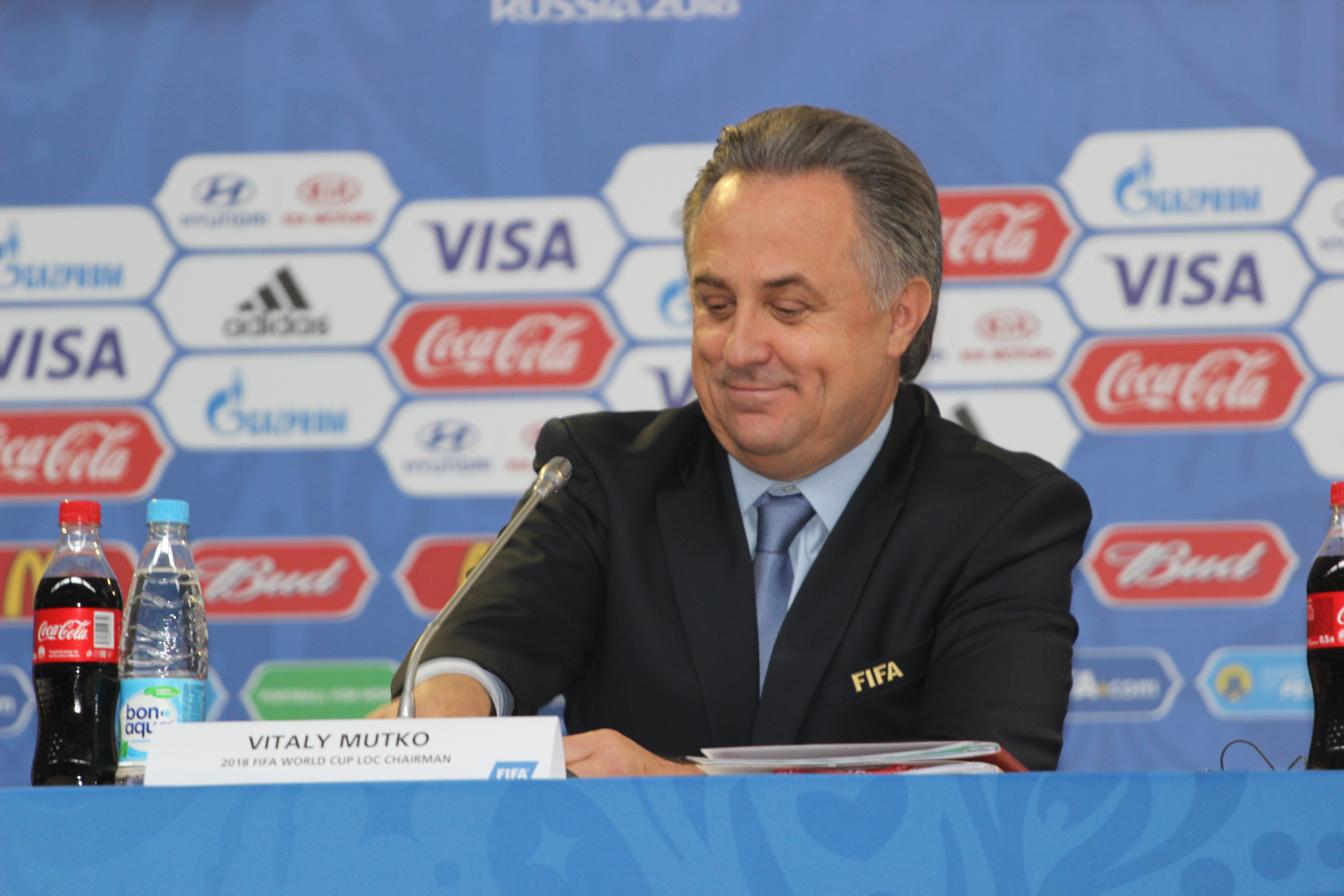 Комитет По Подготовке К Чемпионату Мира 2018