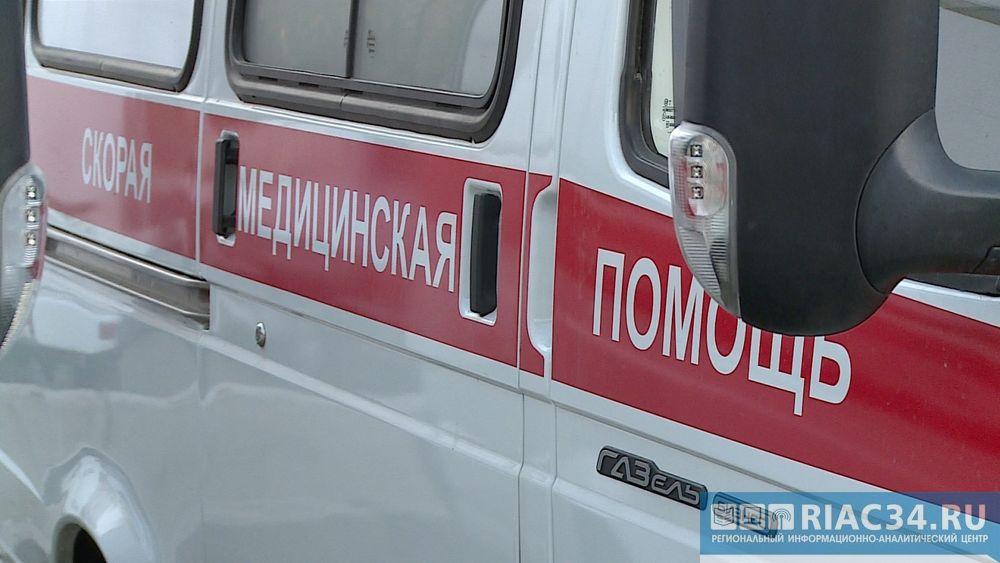 Назападе Волгограда 12-летний парень попал под колеса Ауди