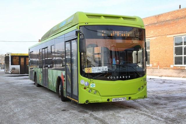 Изменены автобусные маршруты №6 и №21 вВолгограде