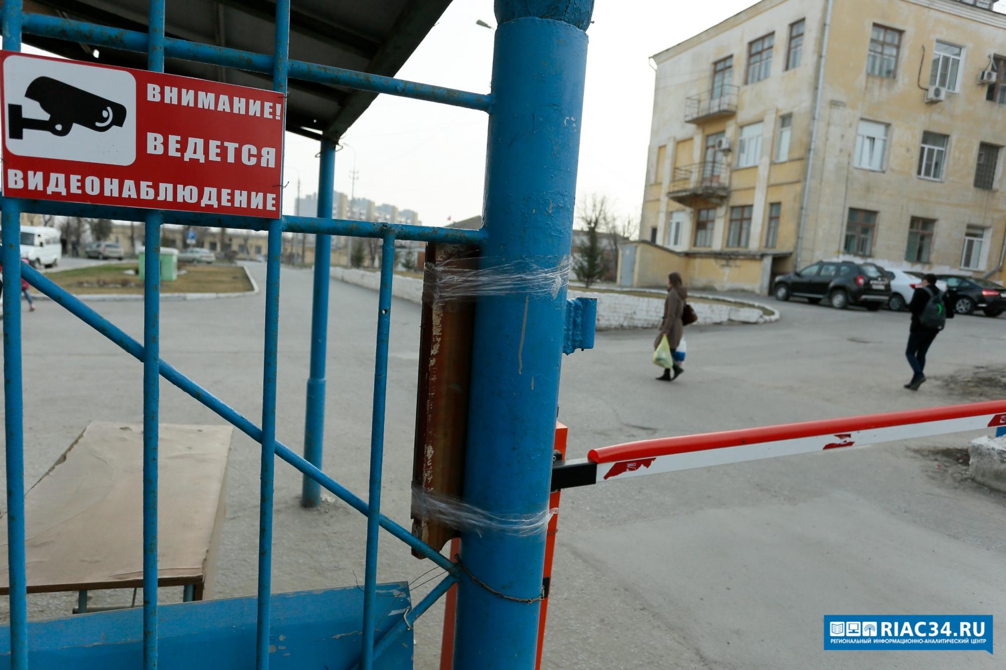 ВВолгограде реконструируют роддом клиники №7