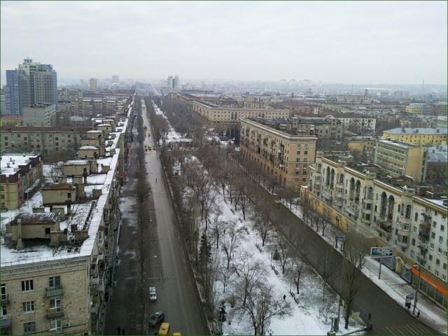 ВВолгограде на18 дней будет перекрыта улица Батова