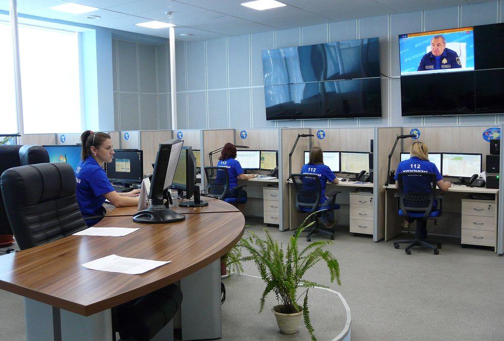 Еще шесть районов Волгоградской области подключаются ксистеме вызова «112»