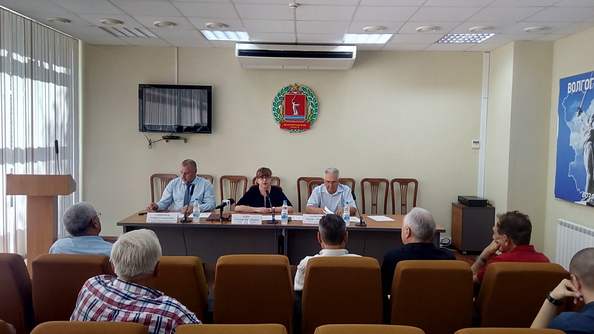 На выборах в гордуму будут работать наблюдатели от Общественной палаты Волгограда