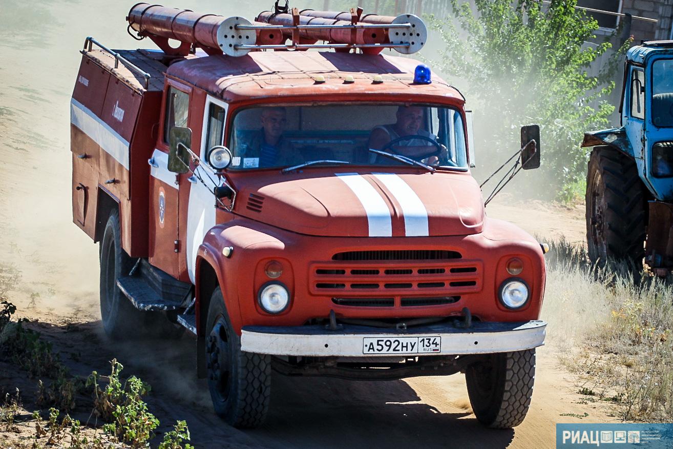 ВВолгограде из-за пожара ввысотке довелось эвакуировать 15 человек