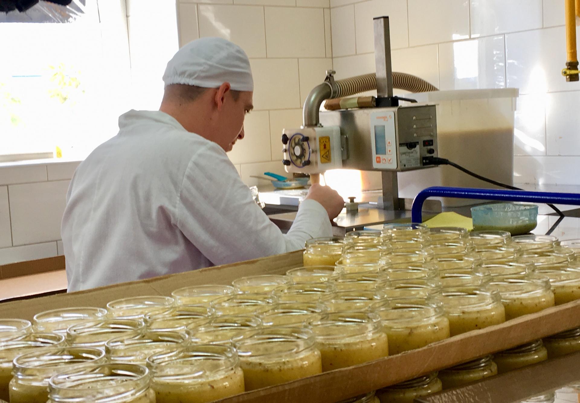Волгоградская фабрика поставляет здоровые продукты в Китай и Японию