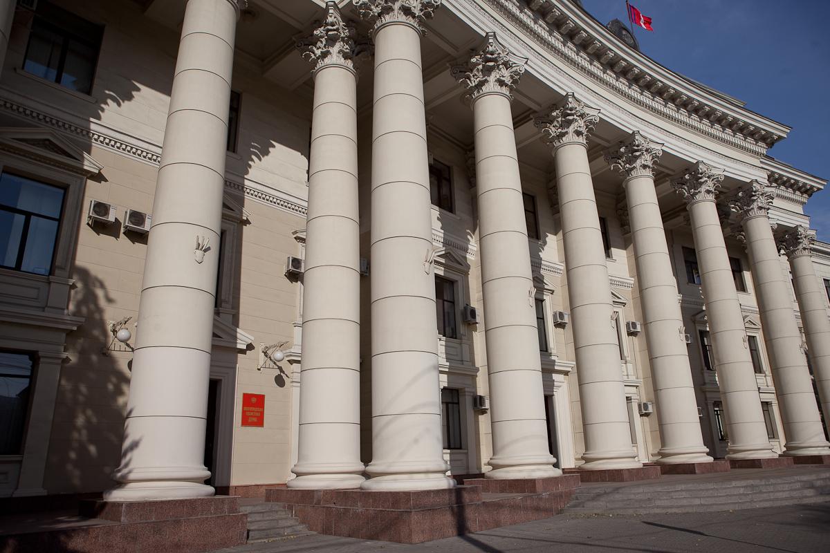 Козак: Наблагоустройство русских городов нужны сотни млрд руб.