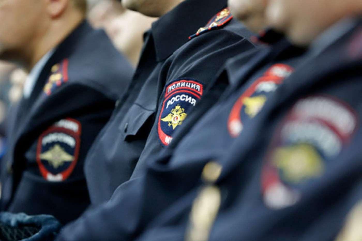 Бочаров иКравченко навестили волгоградских полицейских вДагестане