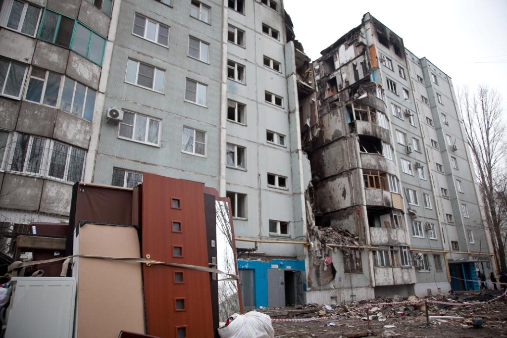 На месте пострадавшего дома по улице Космонавтов 47 будет построен современный десятиэтажный дом