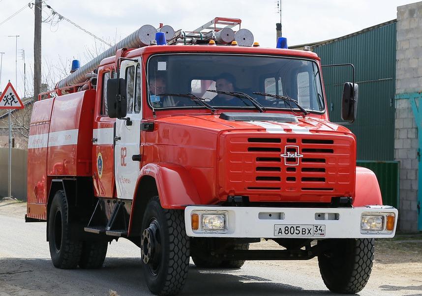 ВВолгограде из-за пожара вмусоропроводе эвакуировали измногоэтажки 200 жильцов
