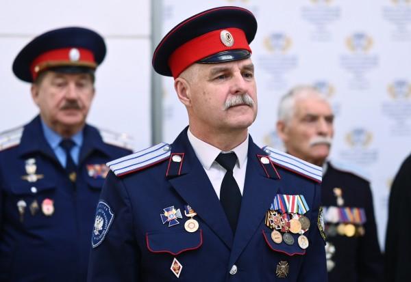 Президент РФ утвердил нового атамана Всевеликого войска Донского