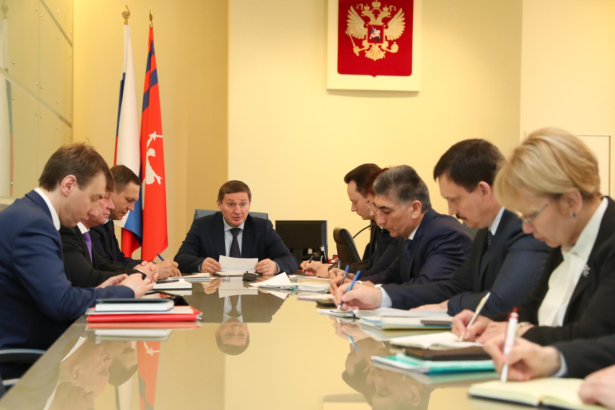 Андрей Бочаров выразил соболезнования семьям погибших вКемерово