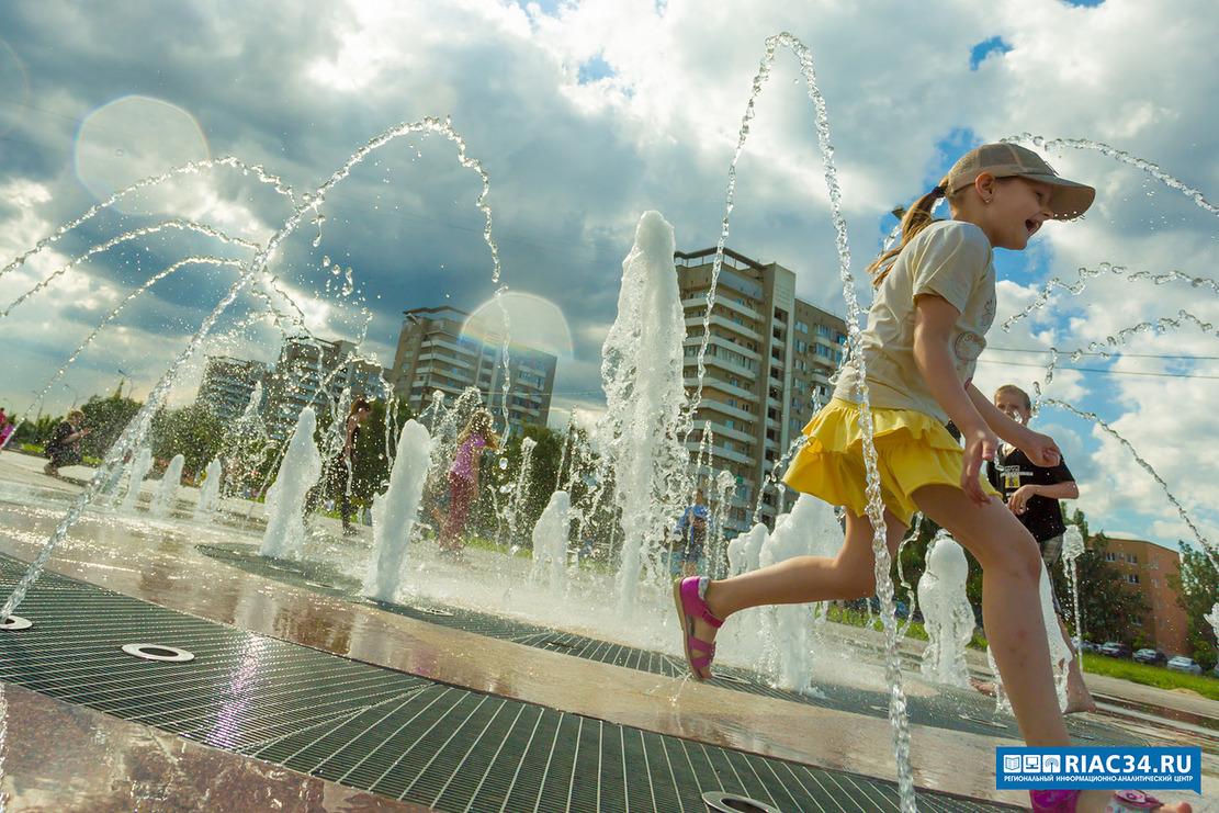 ВВолгоград возвращается летняя жара