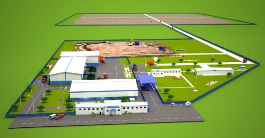 ВПалласовском районе построят полигон ТКО