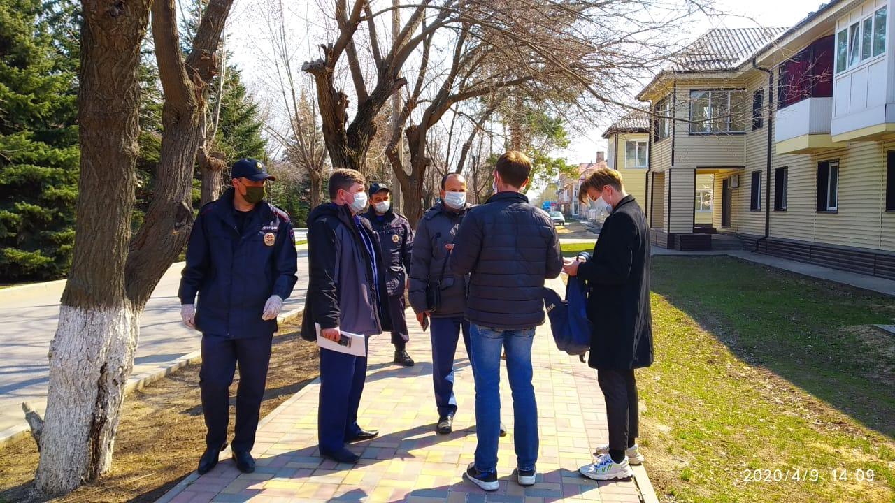 508 нарушителей самоизоляции выявили в Волгоградской области с 1 по 5 мая