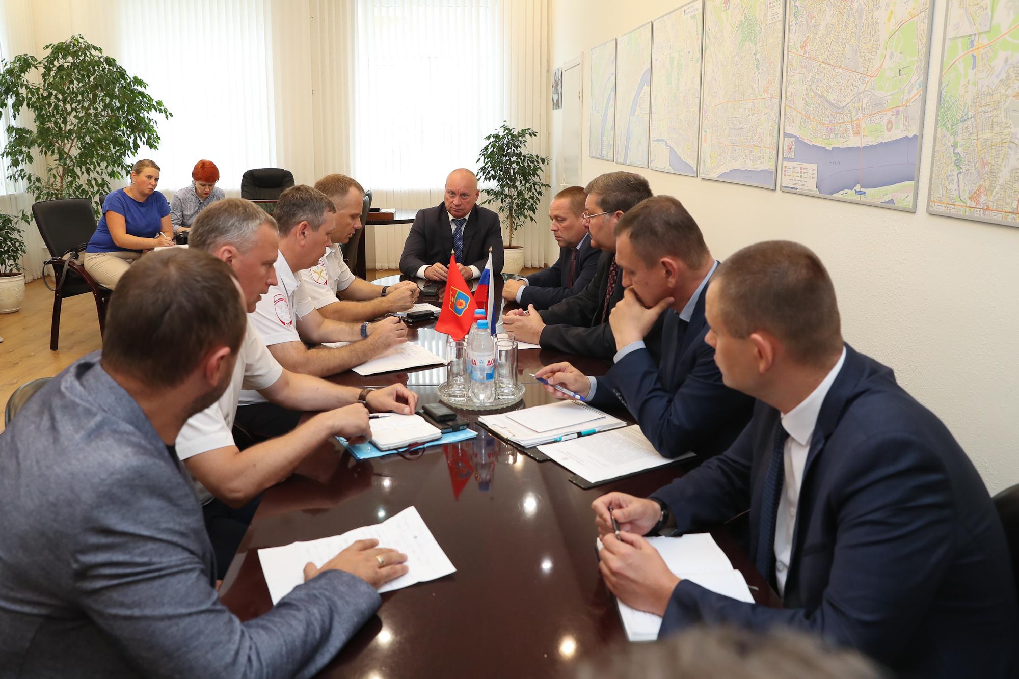 ВВолгограде из-за ливней объявили режим чрезвычайной ситуации