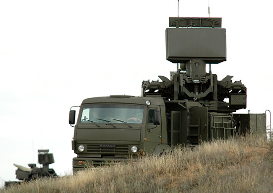 Учения сучастием С-300 прошли вРостовской области