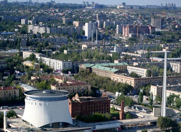 ВВолгограде начала работать новая схема размещения киосков