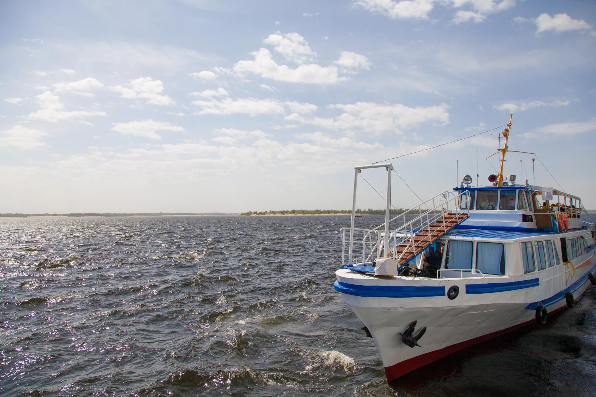 Власти Волгограда приобрели речной пассажирский флот за32,5 млн руб.