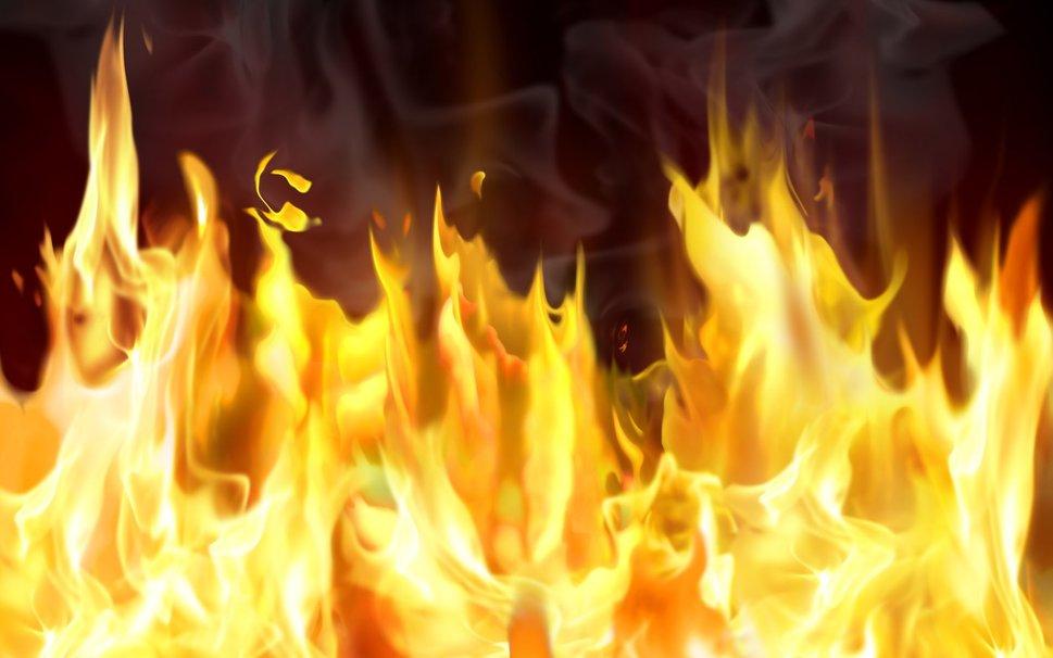 ВВолжском впроцессе тушения пожара вдоме эвакуировали 4 человека
