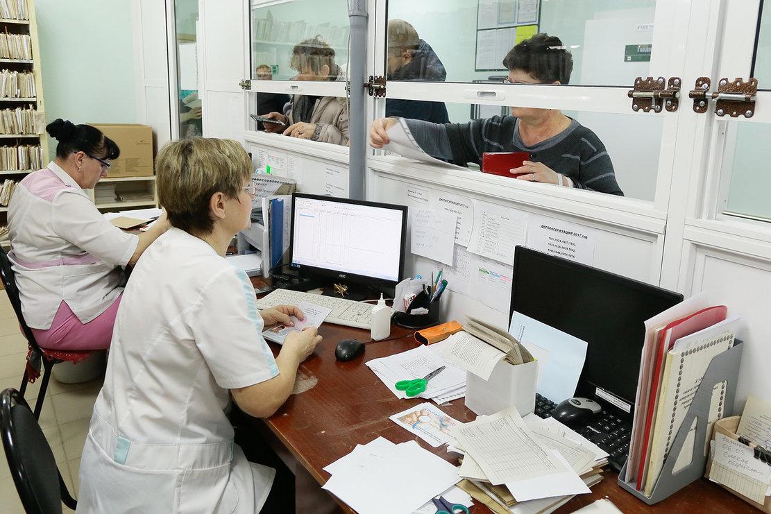 ВМурманской области грипп не найден