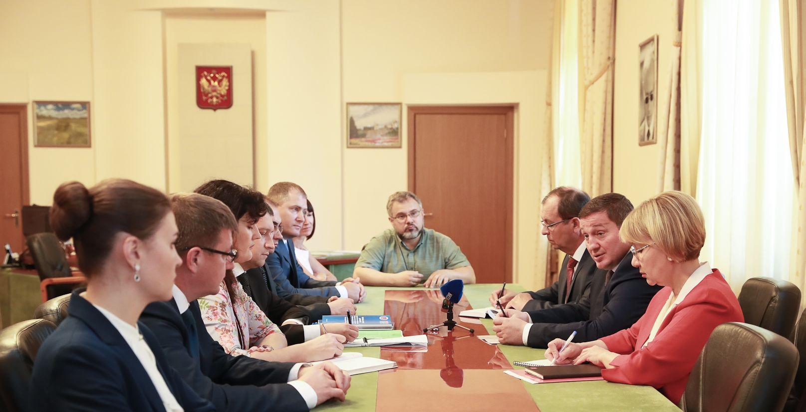 Андрей Бочаров: «Незначительных выборов не бывает»