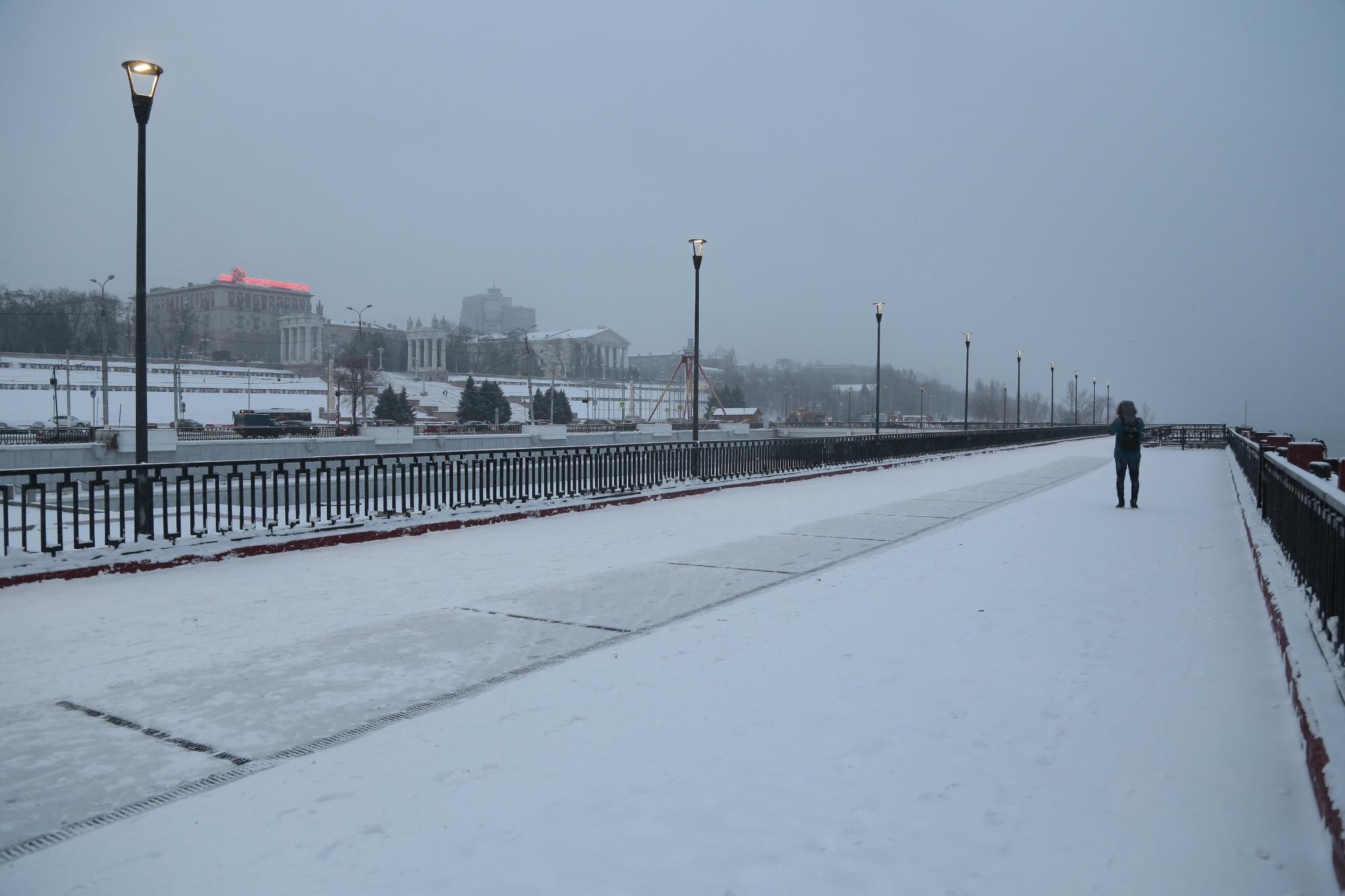 Кконцу рабочей недели вВолгограде пройдет мокрый снег