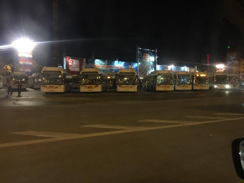 Новые автобусы «Волгабас» вышли на известные маршруты Волгограда