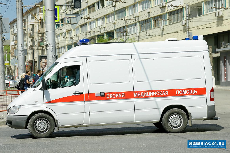 ВВолжском молодой шофёр  иномарки задавил пешехода