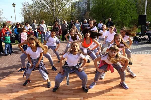 Волгоградцев призвали проголосовать залучший городской парк