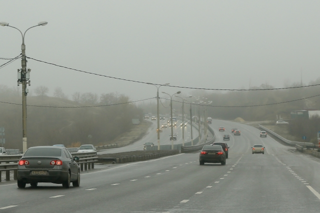 Практически 134 километра волгоградских автотрасс починят в следующем году