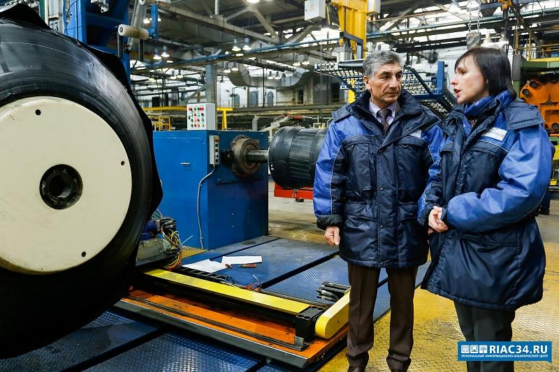 ВВолжском начнут выпускать19 новых типов больших сельхозмашин
