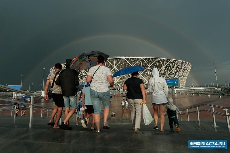 Фестиваль Rock time встретит болельщиков после игры «Ротор» настадионе «Волгоград Арена»