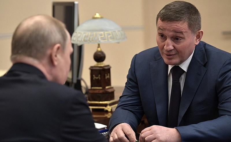 Андрей Бочаров сегодня отчитается перед Владимиром Путиным заобстановку врегионе