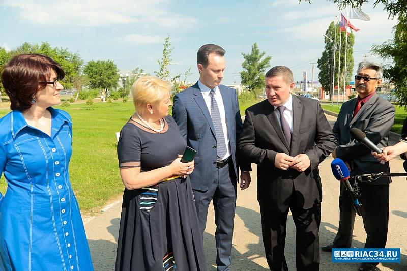 «Волгоградский онкодиспансер должен стать одним из лучших вРоссии»— Наталья Семенова