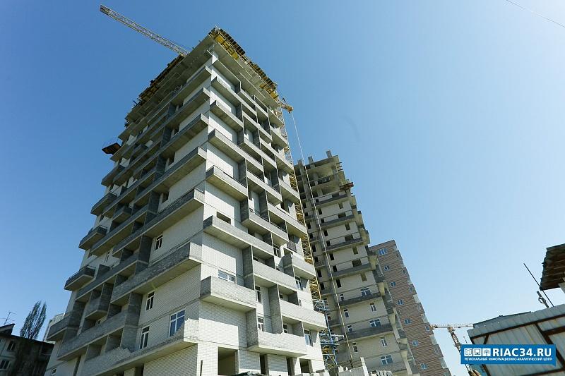 ВВолгограде приступили к последующему строительству 2-х домов-долгостроев