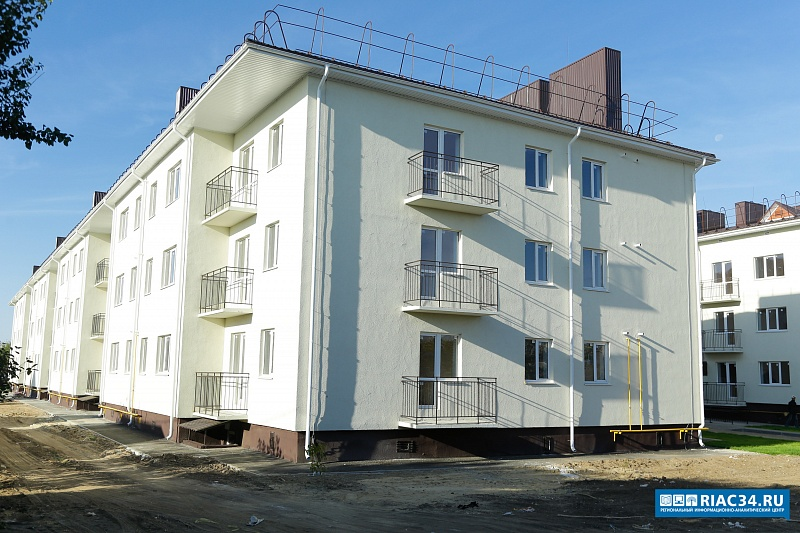 17 аварийных домов Краснослободска переселили вновое жилье