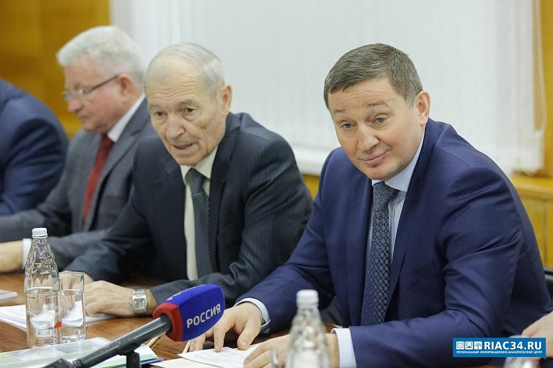 Перед АПК Волгоградской области стоят новые амбициозные задачи