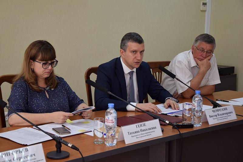 За чистотой выборов в Волгоградской области проследят общественники