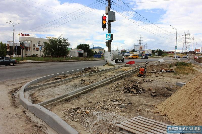 Неменее 1 млн квадратных метров дорог будет отремонтировано вВолгограде