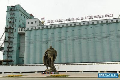 Волгоградский элеватор район ленточный транспортер бу цена