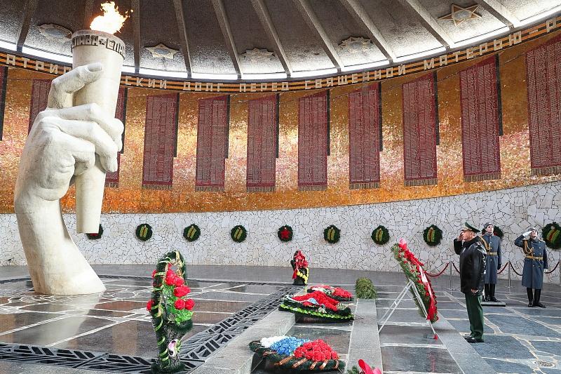 Главнокомандующий войсками Росгвардии Виктор Золотов проведет вВолгограде межведомственное совещание