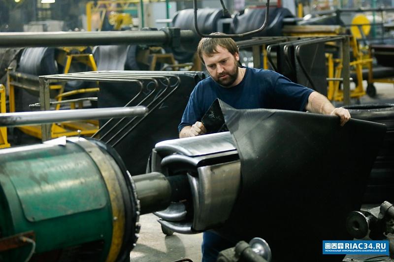 Волжские шинники вложили врасширение производства 234 млн руб.