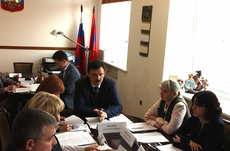 ВВолгограде обсудили реализацию больших инвестиционных проектов вАПК