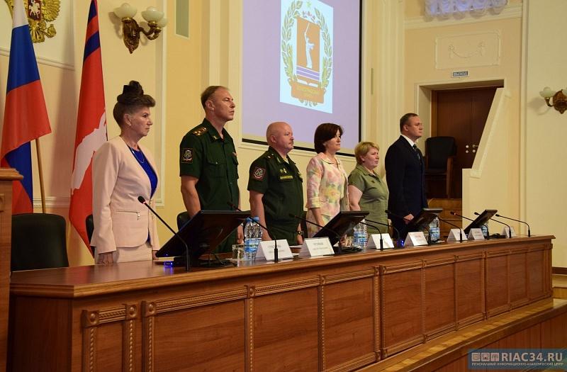 Волгоградская область стала лучшей вЮФО поподготовке призывников