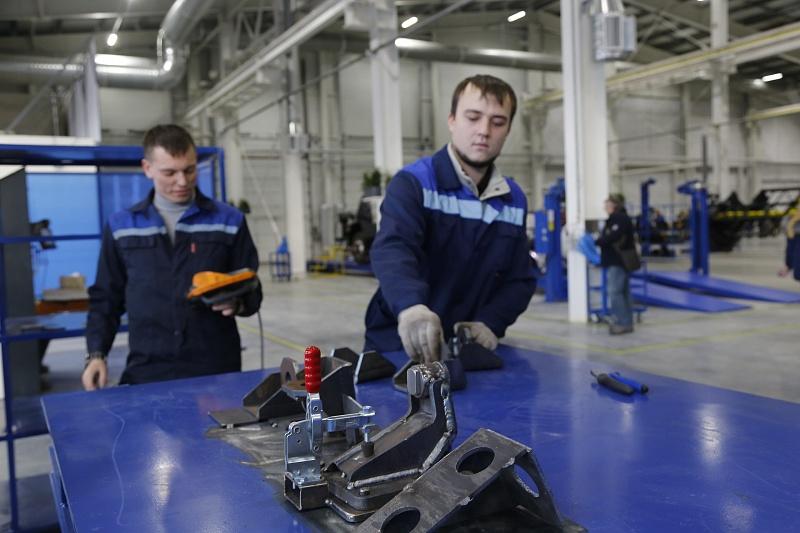 ВВолгоградской области открылась новая площадка повыпуску автобусов
