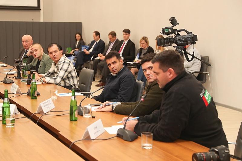 Заграничные  корреспонденты  приехали вВолгоград передЧМ