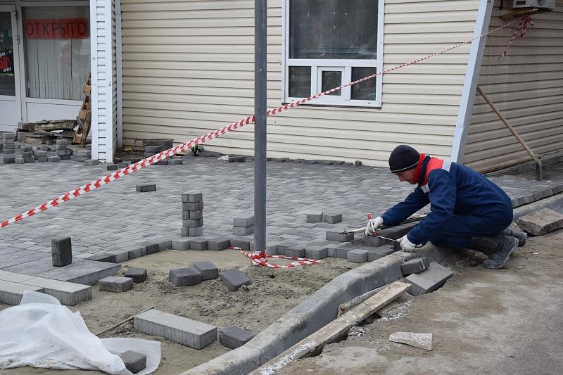 Вместо старых вязов вцентре Волгограда высадят клены