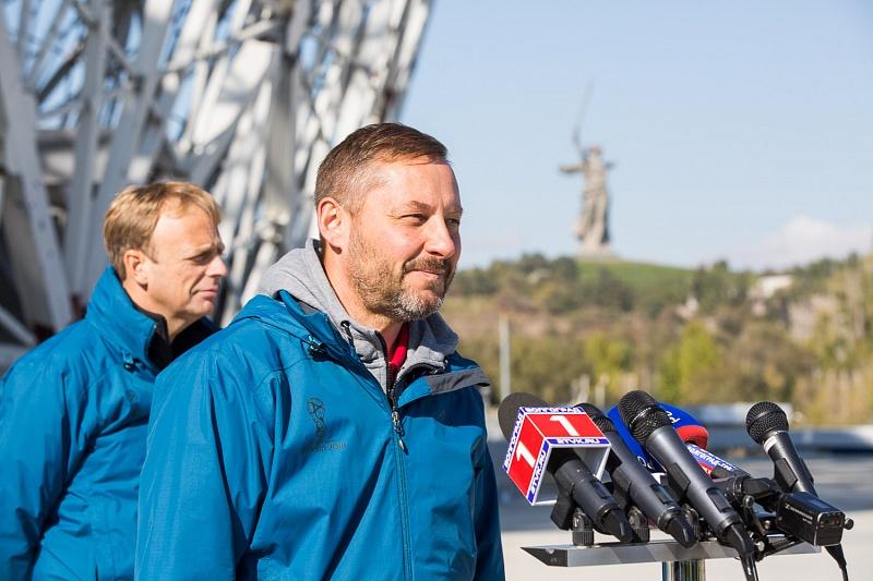 Инспекторы ФИФА остались довольны подготовкой Волгограда кЧМ