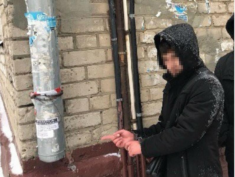 ВВолгограде милиция задержала 20-летнего наркосбытчика изСтаврополя